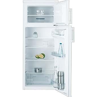 AEG Santo 60240 DT4 Autonome A++ Blanc - réfrigérateurs-congélateurs (Autonome, Blanc, Droite, 186 L, 44 L, 1,6 m)