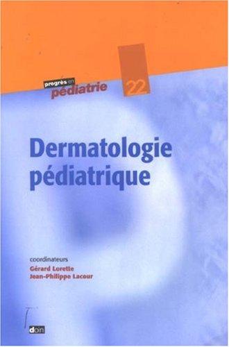 Dermatologie pédiatrique - N°22