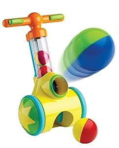 """Tomy Lernspiel für Kinder """"Pic'n'Pop"""" mehrfarbig – hochwertiges Kleinkindspielzeug – Spielzeug für draußen und drinnen mit großem Spaßfaktor – ab 18 Monate"""