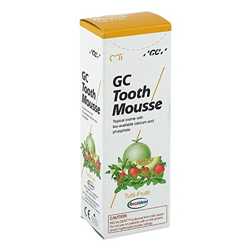 Gc Tooth Mousse Tutti Fru 40 g -