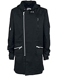 Vixxsin Cross Road Chaqueta Negro