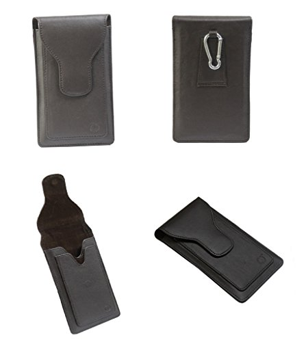 Brain Freezer A16 F G12 Series Leather Pouch Holster Case For Nokia Asha 210 Dark Brown  available at amazon for Rs.990