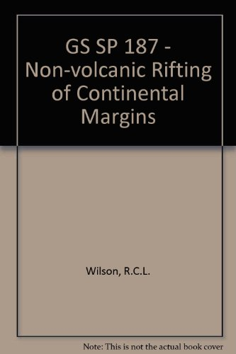 GS SP 187 - Non-volcanic Rifting of Continental Margins