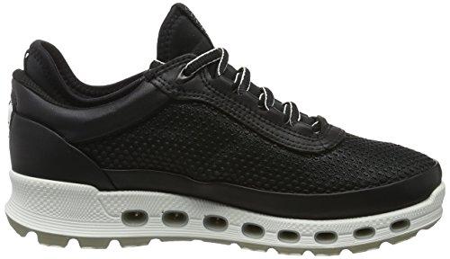 Ecco Cool 2.0, Sneakers Basses Femme Noir (51052Black/Black)