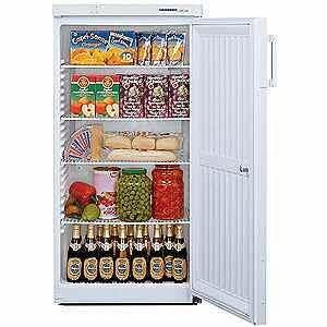 Liebherr FKS 2600 Autonome Blanc - Réfrigérateurs de boissons (Autonome, Blanc, Droite, 600 mm, 600 mm, 1216 mm)