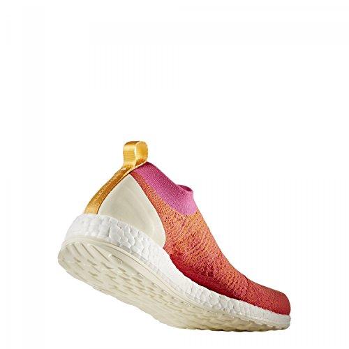 Stella Mccartney Pure Boost Damen Sneaker Rot Bright Red/Sulfur/Shock Pink