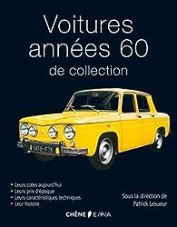 Voitures de collection années 60 NED