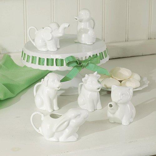 Krug-weiß Porzellan-Katzen (Aspen Katze)