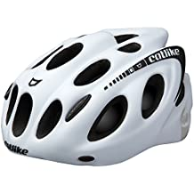 Catlike KompactO Casco de Ciclismo, Unisex adulto, Blanco (Mate),
