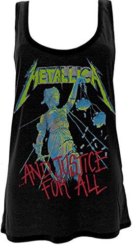 Probity Metallica - Original Justice - Black Ladies Vest
