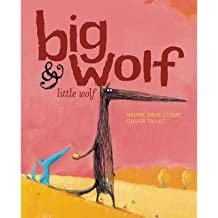 Big Wolf & Little Wolf (Hardback) - Common