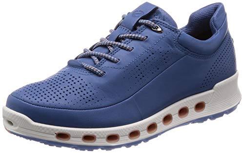 ECCO Damen COOL 2.0 Sneaker, Blau (Retro Blue 1471), 40 EU