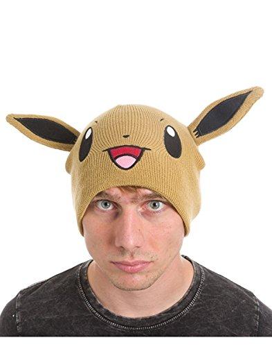 Ein Kostüm Pikachu Trägt - Pokémon - Eevee Muts