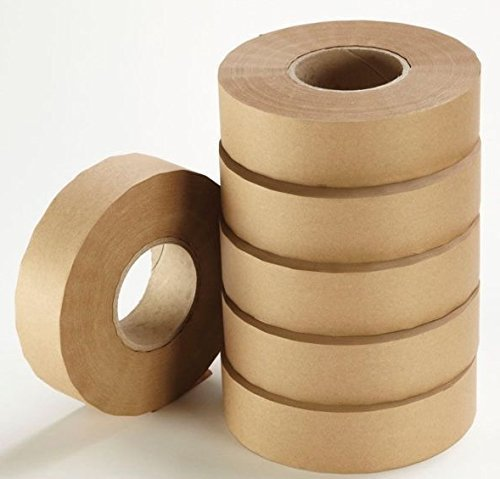 loxley-48mm-x-200m-brown-gumstrip-roll-gummed-adhesive-sealing-tape