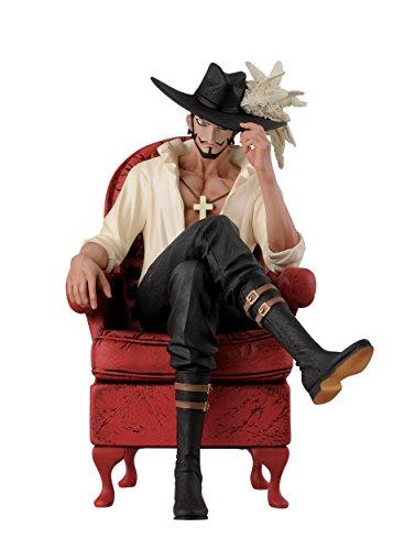 One Piece Mihawk Dulacre Figura