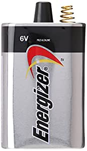 Energizer - 529 6-Volt Battery