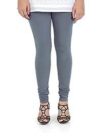 Nice Mode Leggings For Women Comfortable Stylish Girls Grey Leggings Waist, And Length , Chudidar Full Length...