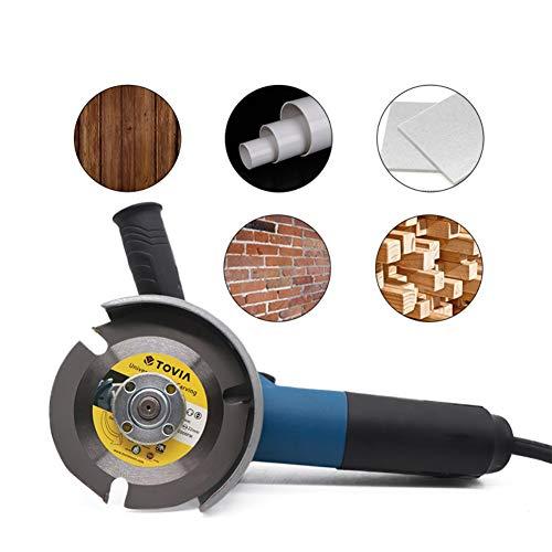 Bebliss Hojas sierra circular carburo 125 mm sierra