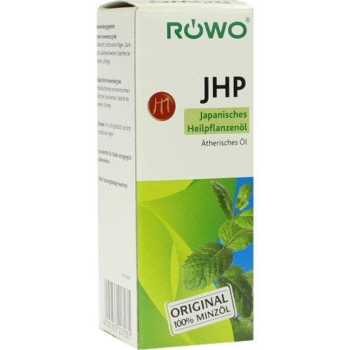 RÖWO Japanisches Heilpflanzen-Öl 30 ml Öl