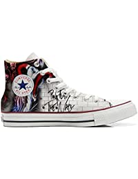 Converse All Star personalisierte Schuhe (Handwerk Produkt) The Wall