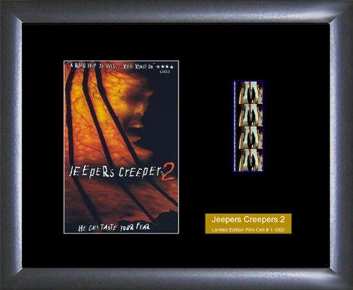 Jeepers Creepers II - Film Zelle mit einzelnen Filmstreifen (Jeepers Creepers 1 Und 2)