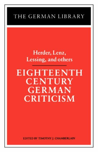 eighteenth-century-german-criticism-herder-lenz-lessing-and-others