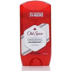 High Endurance Old Spice High Endurance Original Scent Mens Deodorant 2.25 Oz