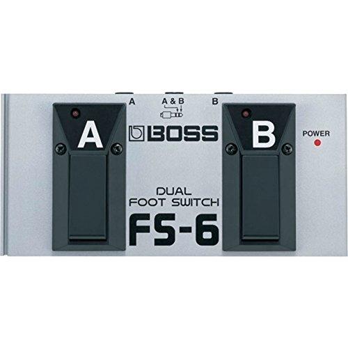 BOSS FS6doble pedal