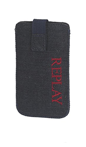 Replay Denim Red Case