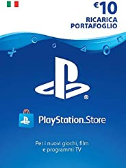 PlayStation Network PSN Card 10€ | Codice download per PSN - Account italiano