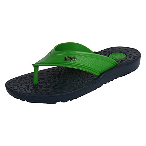 Bersache Men Canvas Flip-Flops & House Slippers (6 uk)  available at amazon for Rs.198