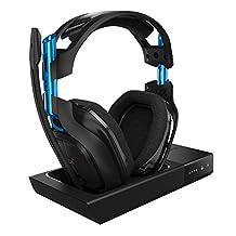 Astro - A50 Wireless Headset PS4 GEN3 - Black (PS4)