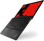 Lenovo ThinkPad T480 Business Laptop Intel Core I5-8350U 16GB 256GB PCIe NVMe SSD 14In HD Display with Anti-Gl