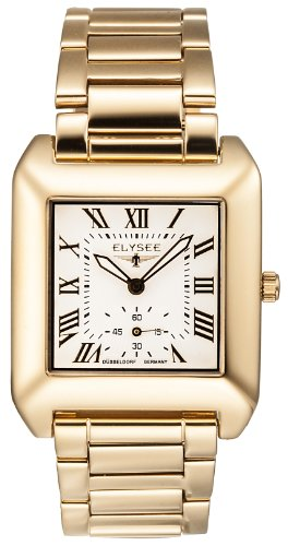 Elysee Women's Quartz Watch 28432 with Metal Strap