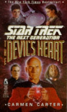 Cover of Devil's Heart (Star Trek: The Next Generation)