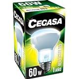 Cegasa r-63 - Lámpara r-63 reflectora 60w 230v e-27