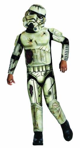 Imagen de disfraz de stormtrooper zombie para niño  3 4 años