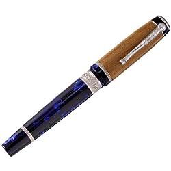 Delta Amerigo Vespucci edición limitada pluma estilográfica punta mediana-da82143-m por Delta instrumentos de escritura