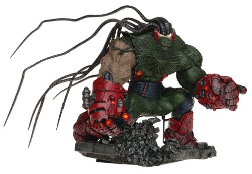 Spawn 25 Classic - Deluxe Spawn Figur The Creech