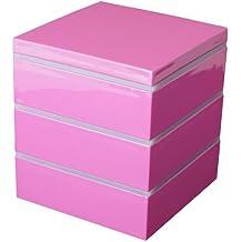 Partido de la caja 150 de color rosa (con la tapa Tapper)