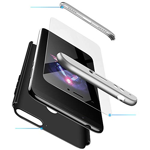 BIZHIKE Funda 360 Grados Integral Huawei Honor 7A/Y6