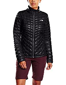 The North Face Women's Thermoball Jacket - TNF Black, X-Small