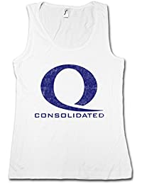 Urban Backwoods Consolidated Woman Tank Top Gym Fitness Training Shirt – Sizes S – 5XL