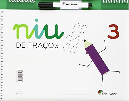 NIU DE TRAÇOS 3 - 9788468087283