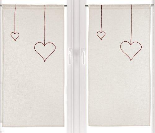 linder-0169-06-64504-415-45-paire-de-vitrages-passe-tringle-cornely-coeur-blanc-rouge-45-x-90-cm