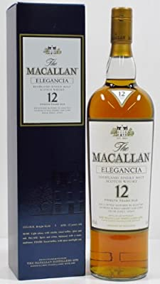 Macallan Elegancia - Bright Gold - 1 litre