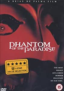 Phantom Of The Paradise [DVD]