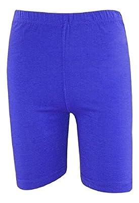 Momo&Ayat Fashions Ladies Cotton Elastane Dance Cycling Shorts UK Size 8-22