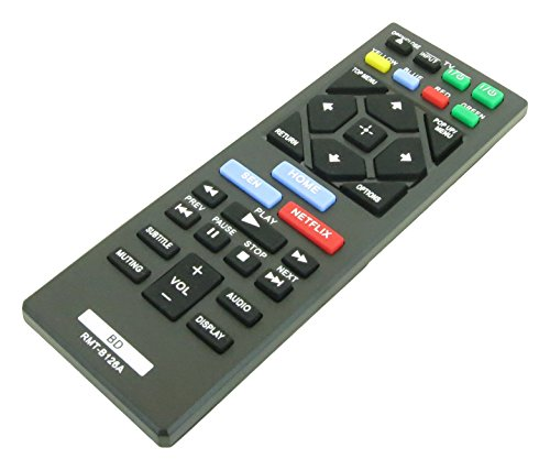 Gvirtue Sony Remote RMT-B126A for Blu-Ray Player BDP-BX120 BDP-BX320 BDP-BX520 BDP-BX620 BDP-S1200 BDP-S2200 BDP-S3200 BDP-S5200 BDP-S5200 D BDP-S6200 BDP-S2100 etc.  available at amazon for Rs.2129