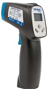 SW-Stahl de thermomètre infrarouge numérique, 72360l